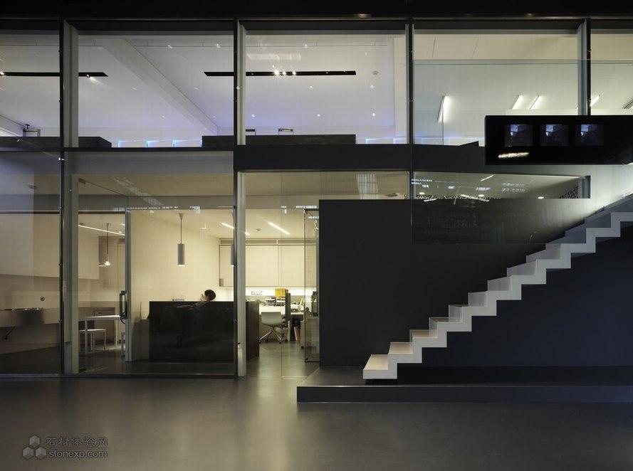 ZR展厅设计 Claudio Nardi设计师作品
