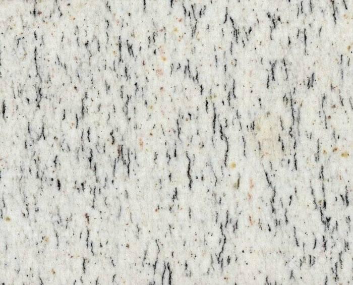 美国白麻花岗岩石