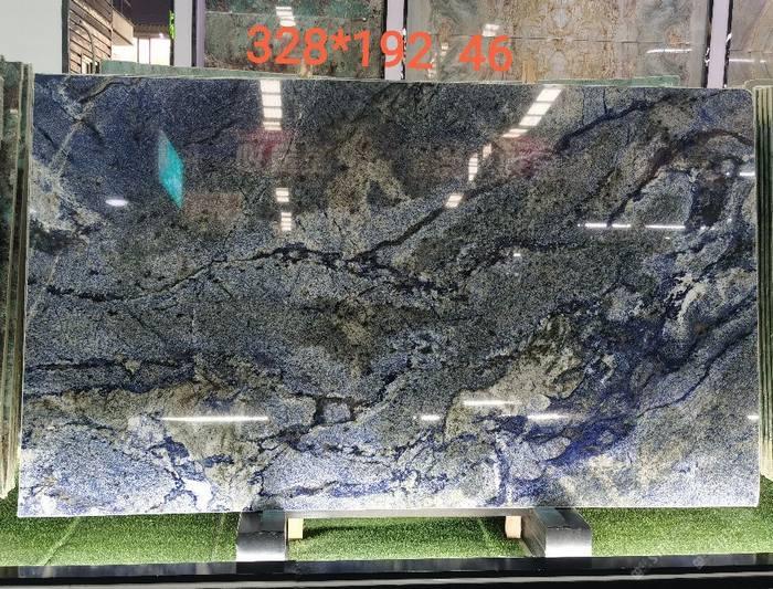 潘多拉 鏡湖春曉 亞馬遜綠 玻利維亞藍