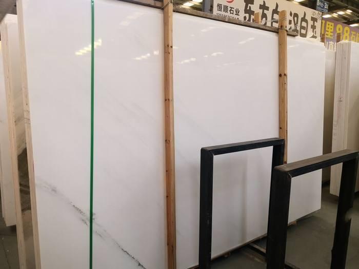 东方白,汉白玉,山水画 白色精装系列