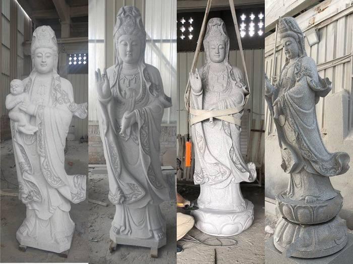 惠安石雕、佛像人物动物雕像,古建园林浮雕栏杆等。