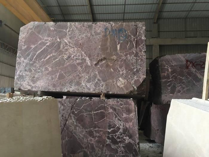 紫罗红荒料大板厚板
