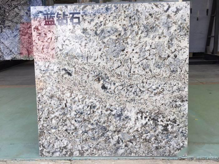 【佳材石業】藍鉆石 新品