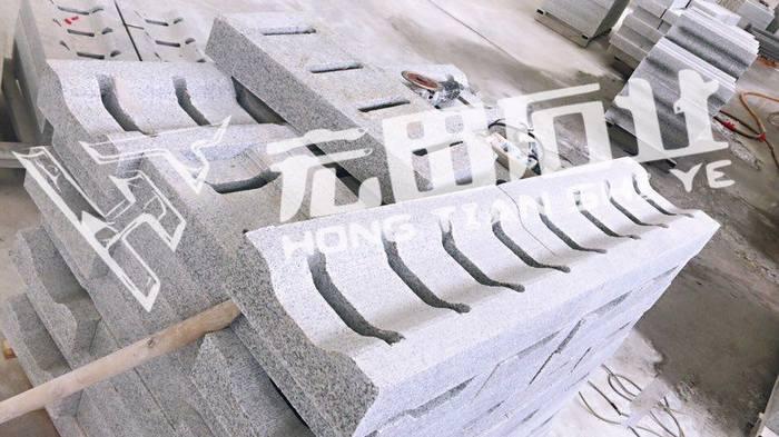 異形水溝蓋、石球、止車石、石柱等異形