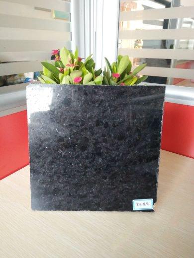 中國黑藍星黑水晶黑銀砂黑珍珠黑專業黑色染板
