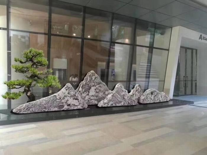 景观石 泰山石 雪浪石