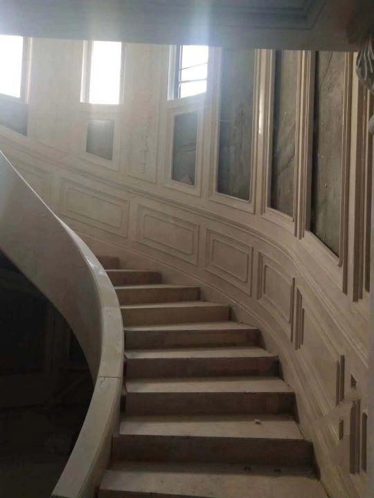 恒安圆柱 旋转楼梯