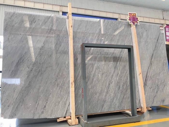 莱茵灰1.8cm 大理石板 光度佳,超大板面
