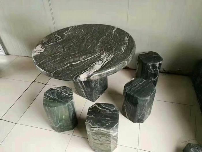 九龙玉圆桌
