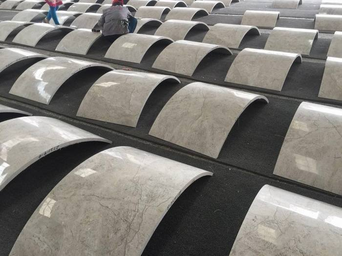 三盛石材|圆柱专家·古堡灰圆柱 地