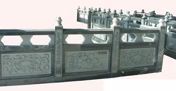 石雕栏杆 石头栏杆护栏 花岗岩栏杆护栏 大理石栏杆