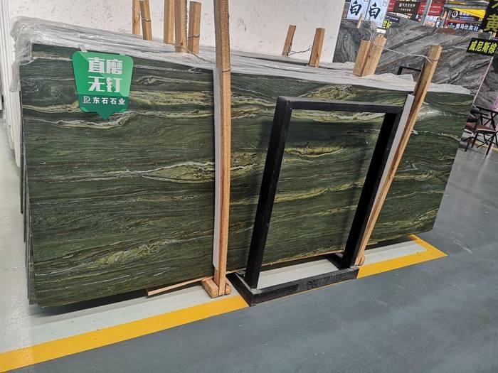 新品亞馬遜綠,美洲雨林,綠色大理石(特價)