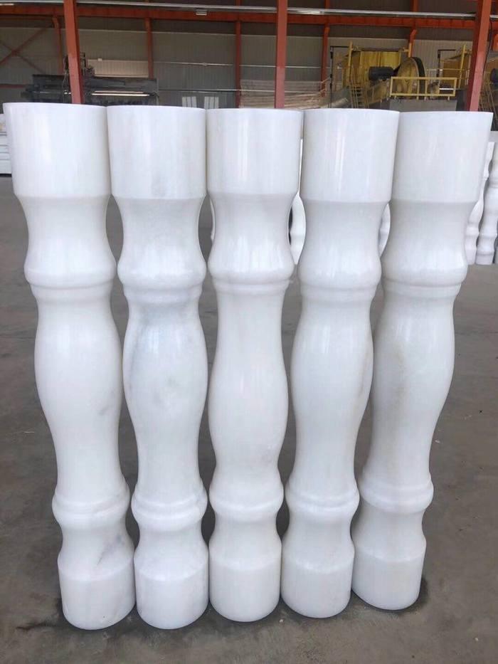 非洲白玉·花瓶柱