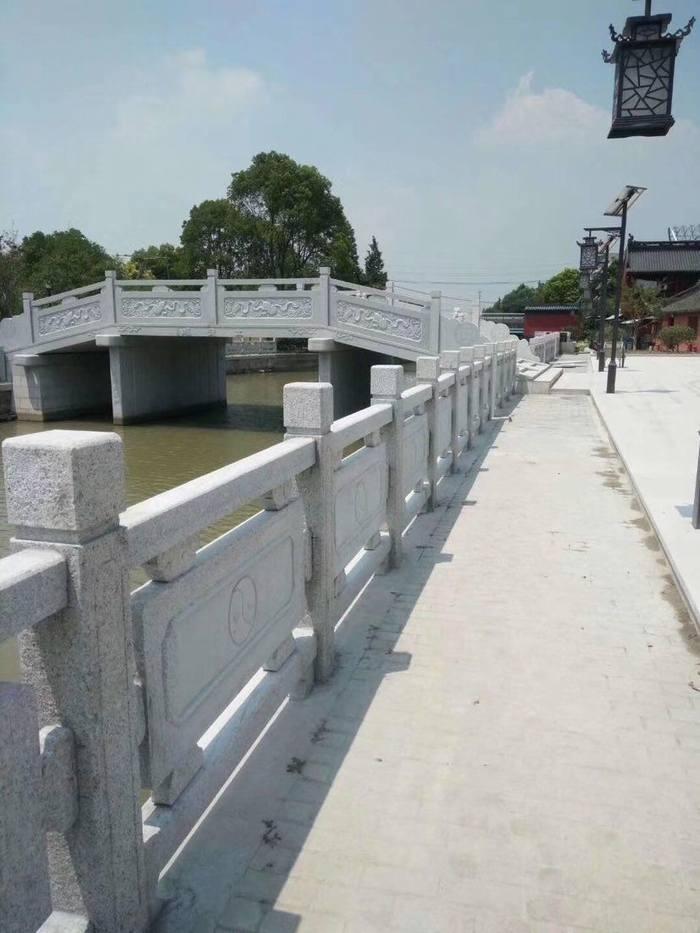 桥栏加工,石桥,桥栏安装,浮雕桥栏