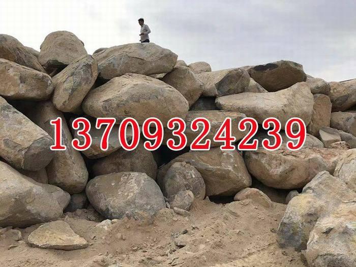 鹅卵石景观石河卵石小溪石自然石大量现货供应