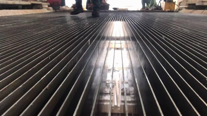 鋼帶——進口鋸條等排鋸刀頭加工機械切割工具輔料