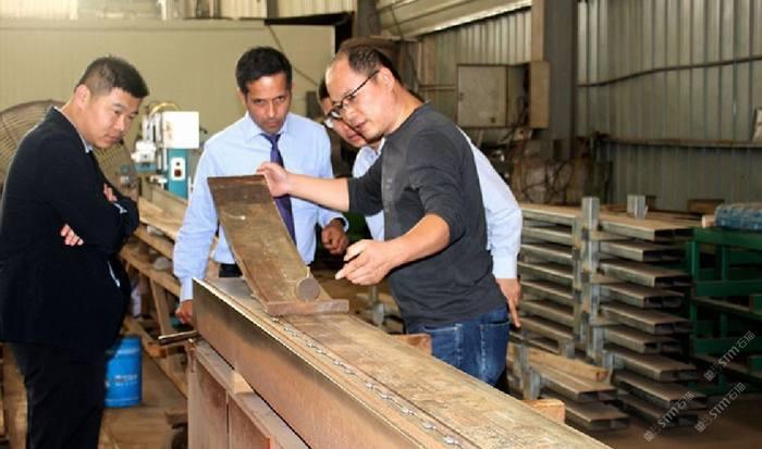 钢带——进口锯条等排锯刀头加工机械切割工具辅料
