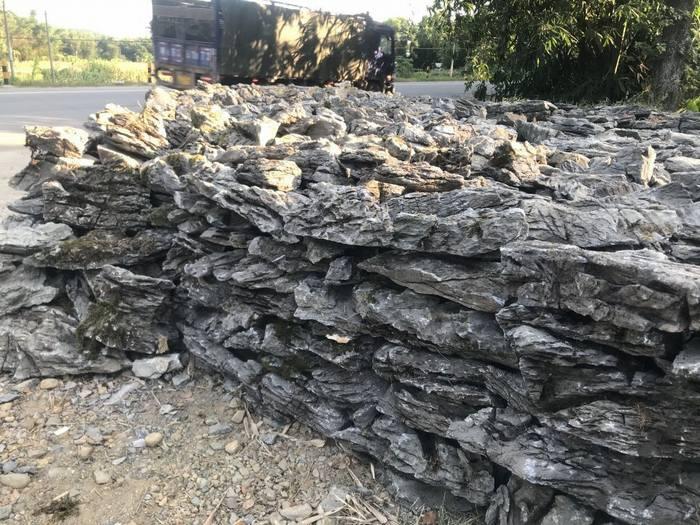 英德石大量批发 假山风景石 景观石 置石 园林