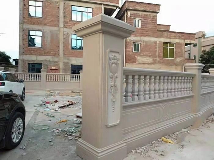 雕刻,栏杆,