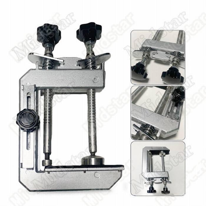 中星石材工具大理石石板拼接器45度固定夾具