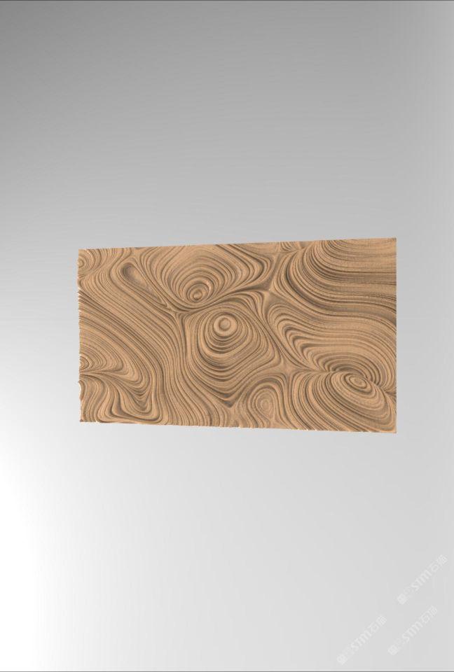 原創設計水波紋肌理面/創意雕刻/飾面加工