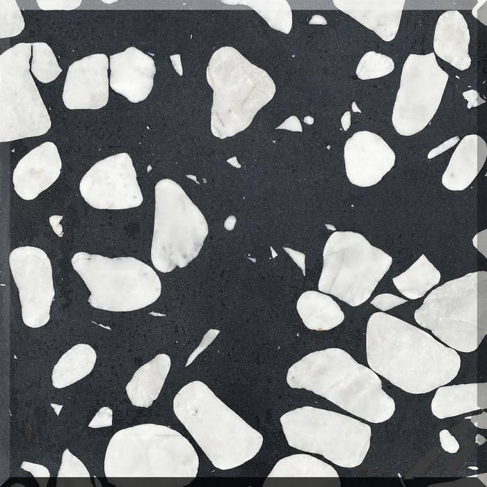 黑珍珠-阿爾博無機水磨石