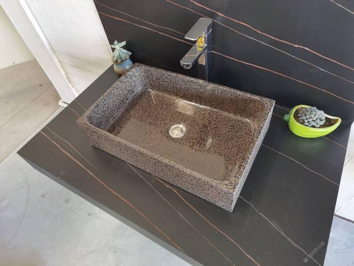洗手盆台上盆
