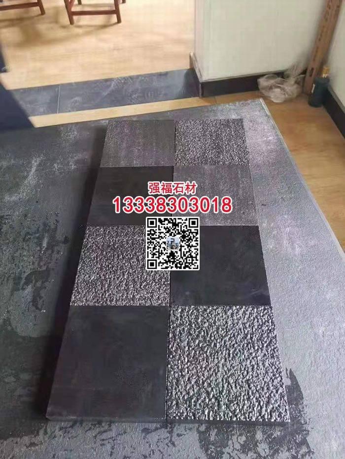 中国黑火烧面荔枝面光面规格板完美代替蒙古黑山西黑
