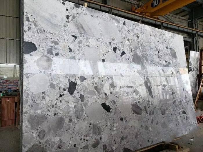 意大利化石灰(浅