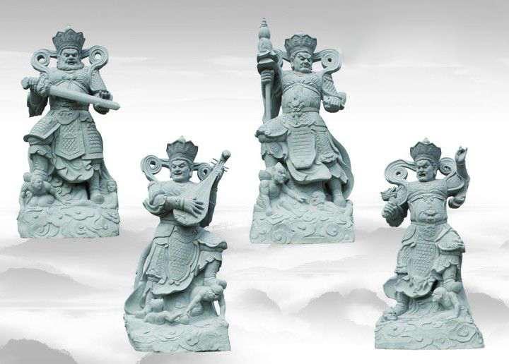 佛像是中国传统的艺术,中国制作佛像常用来放在寺庙中供奉,中国各尊佛像的形态,容貌都属于那种宁静,祥和,庄严的,中国是佛教大国,中国的佛像一般都是金铜色的,预示着真诚的信仰,材质一般都是石材,如天下闻名的龙门石窟,因此也叫做石雕佛像。中国古代石雕佛像可以影响人的观念,石雕佛像的神奇力量就在于此。石雕佛像是供人们拜祭的大型佛像,因此建造古代石雕佛像需要用大理石的石材,经久不衰,不易风化,耐腐蚀,保存时间长等特点。