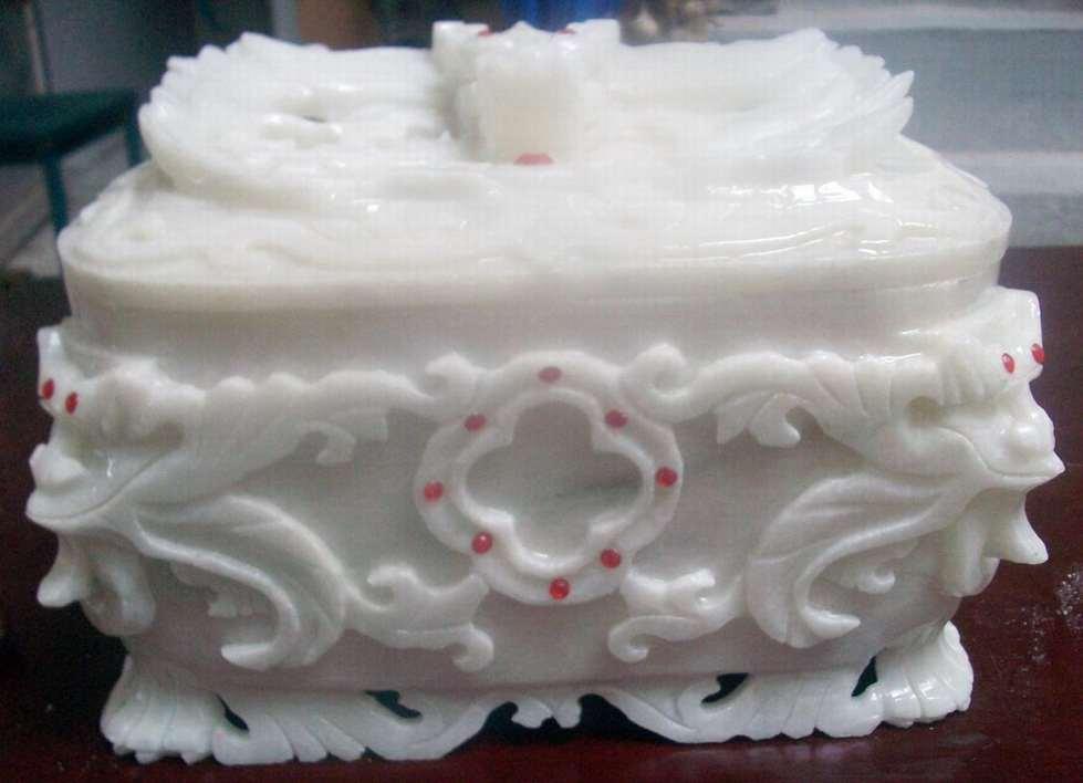 石雕骨灰盒