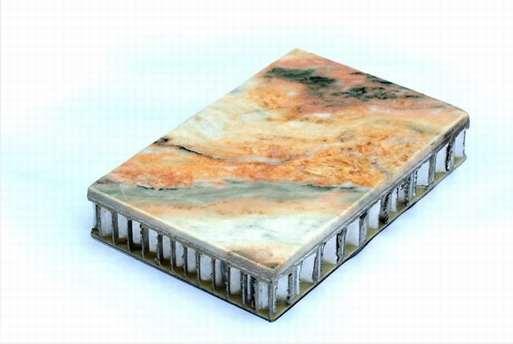 大理石铝蜂窝复合板