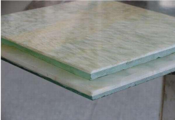 大理石玻璃复合板