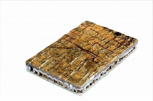 大理石(仿古面)铝蜂窝复合板