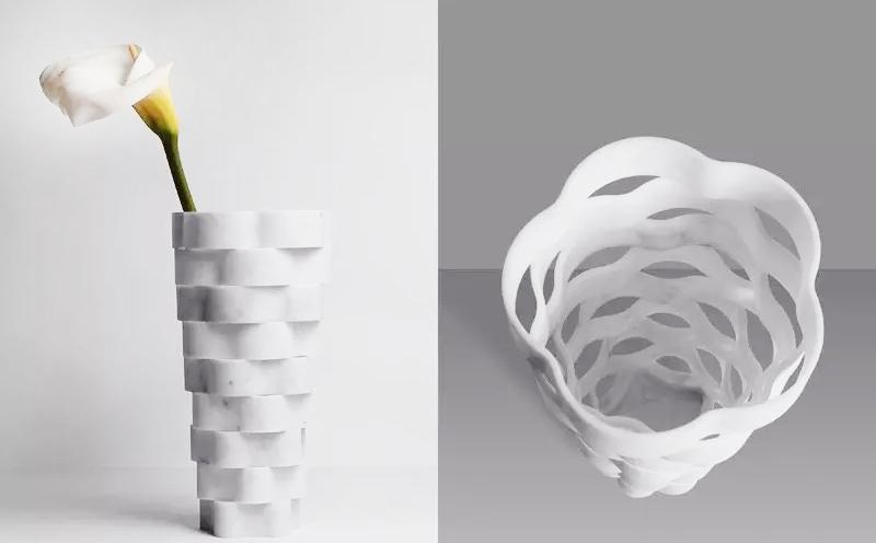 大理石设计,石材创意设计,paolo ulian&moreno ratti