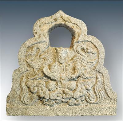 宗教雕刻:中西文化碰撞的景教石刻