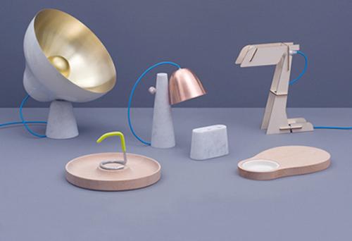 創意十足的石材家居產品設計