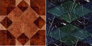 石材拼花:石材與藝術的結合