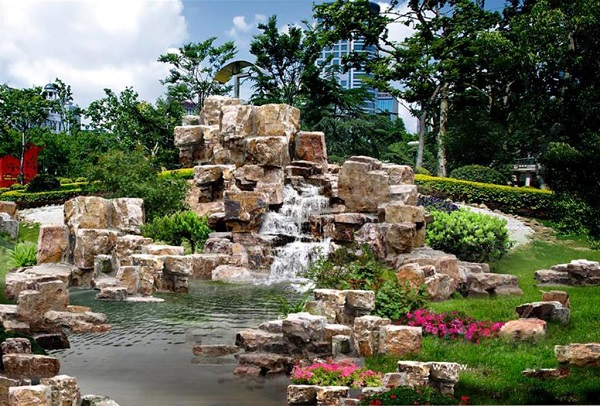哪些石種適合堆砌成景觀