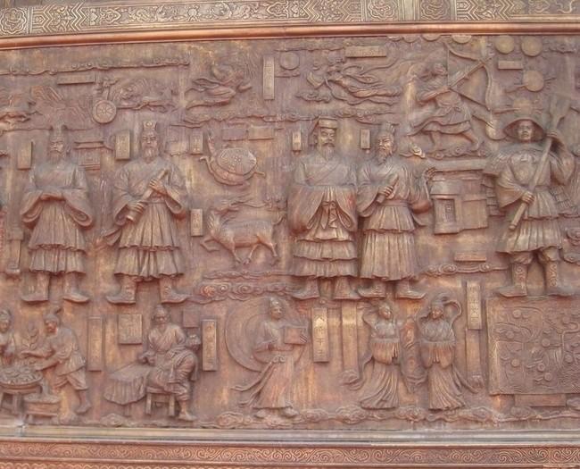一般石雕的雕刻工序