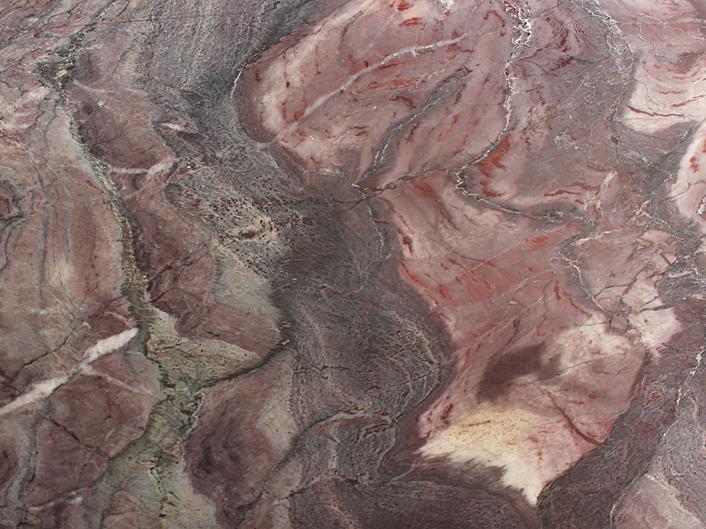 紫樓蘭(大理石)主產地--尉犁縣
