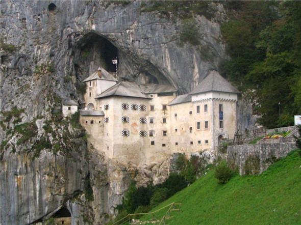 他山之巅 岁月风化的欧洲古堡