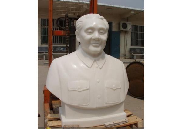 邓小平石像_石雕邓小平(图片)
