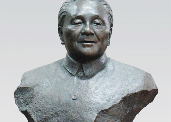 邓小平雕像_石雕邓小平(图片)