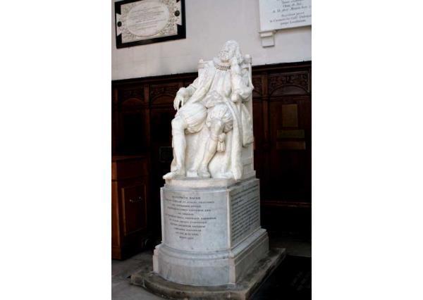 牛頓石像_牛頓石雕(圖片)