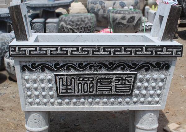 石雕香爐設計_石雕香爐制作(圖片)