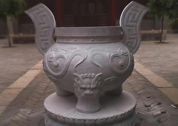 石雕香爐_石香爐(圖片)