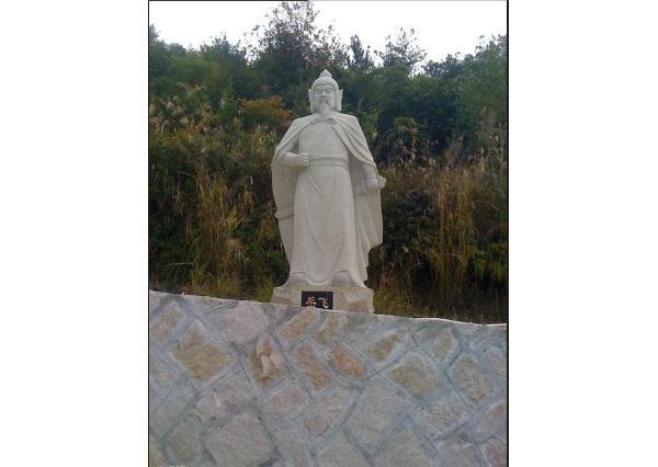 岳飞雕像_岳飞雕像(图片)