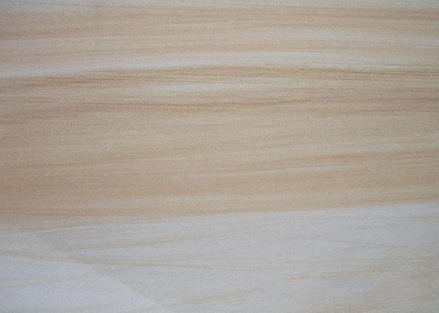 白底黄木纹砂岩