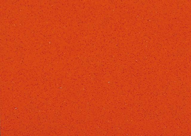 橘子红(石英石)